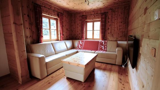 Chalet Lisa Living Room