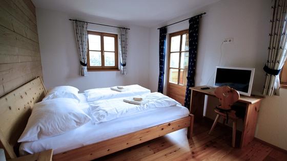 Chalet Lisa Bedroom 3